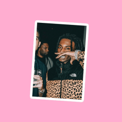 "Playboi Carti x Pi´erre Bourne Type Beat – ""Poofy"""